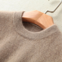 Super Warm Mink Cashmere Soft Fleece Fur Sweaters and Pullovers for Women Winter Sweater Half Turtleneck Female Brand Jumper