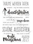 German words Transpa...