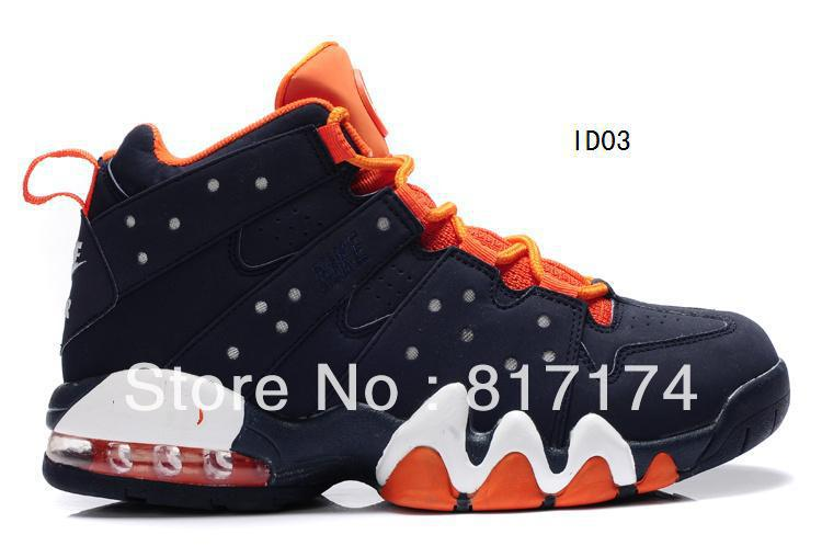 Free shipping CB 94 Charles Barkley Men's Basketball Sport Footwear Sneaker Shoes