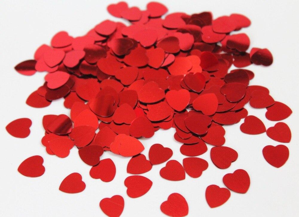 50g De 10mm Valentine Jour 2017 Décoration De Mariage