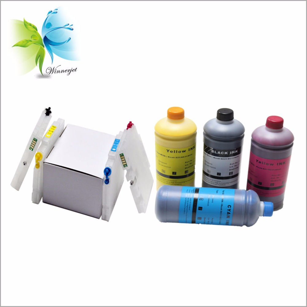 GC41 pigment ink + cartridge