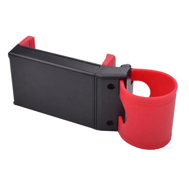 GPS Car Steering Wheel Phone Holder Navigate Bracket Stand Case Cover