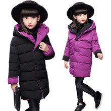 child Jackets Coats 8 10 12 Years Girls Coat Baby Girl Autumn Winter Long Sleeve Jacket Children Clothes Kids Christmas Outwear