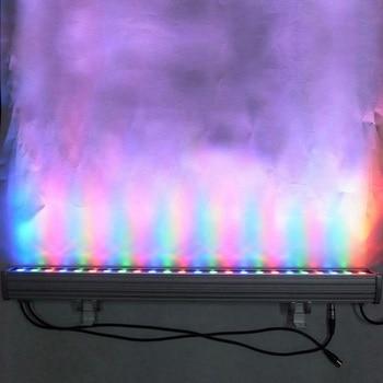 حار بيع سبائك الألومنيوم عالية الطاقة إضاءة داخلية 36 W AC90-260V IP65 ليد خارجي مقاوم للماء الجدار غسالة ضوء