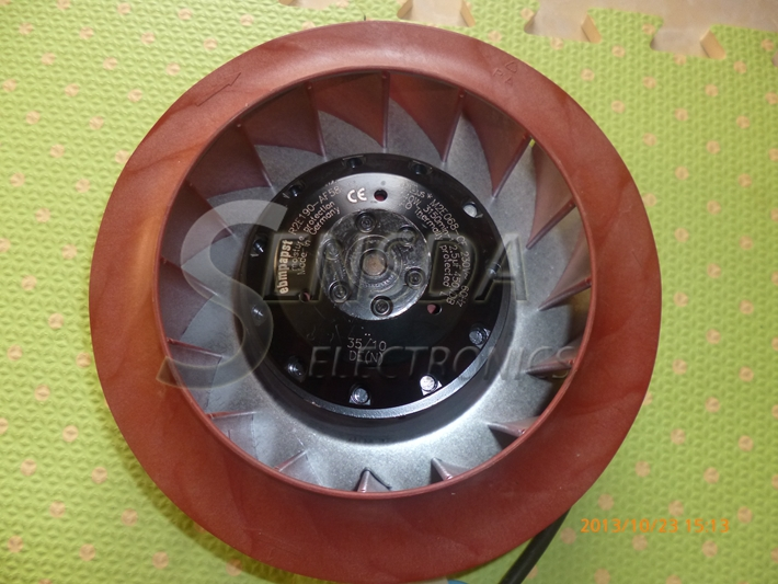 PAPST For Eurotherm Drives For Parker Variable-frequency Ebmpapst R2E190-AF58-13 Blower LA466711U002