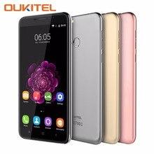 Oukitel u20 плюс 5.5 дюймов 4 г lte мобильный телефон 2 ГБ RAM 16 ГБ ROM Android 6.0 Quad Core 13.0MP MT6737T отпечатков пальцев смартфон