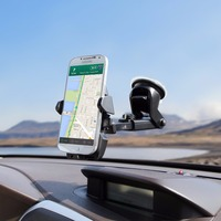 Car Phone Holder Gps Accessories Suction Cup Soporte Celular Para Mount Stand Car Styling For Samsung