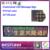 P10 rgb ao ar livre led programável led movendo sign 32 * 128 pixels de tela para táxi levou sinal de propaganda diy kit