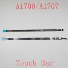 "Touchbar 821-00681-04-A AMS983 JC01-0 pour Macbook Pro Retina 13 ""A1706/A1707 barre tactile O LED panneau de lunette d'écran écran LED lcd(China)"