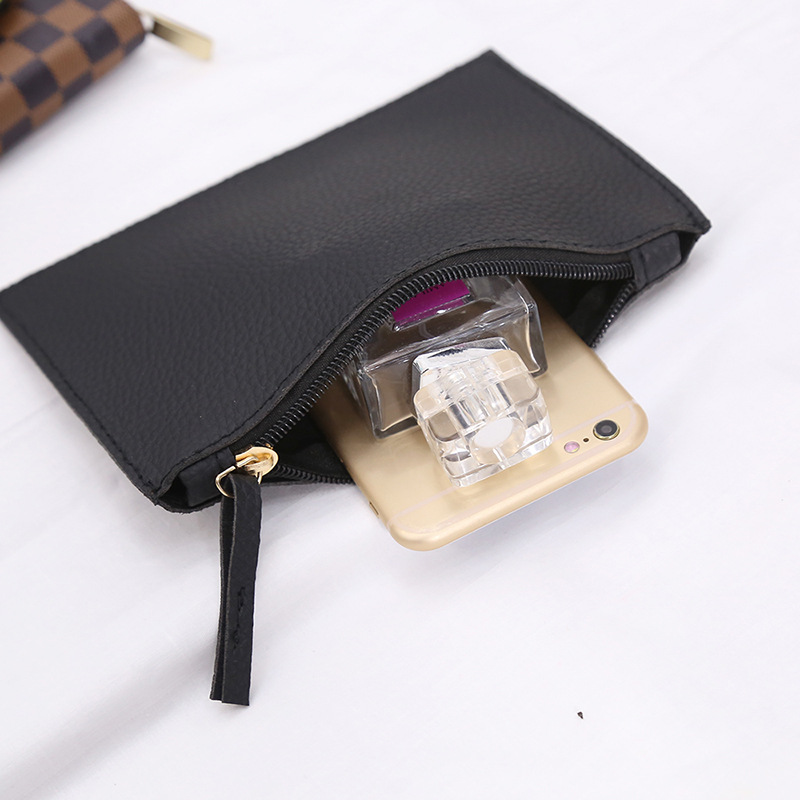 de couro macio do plutÔnio Women Messenger Bag Main Material : PU Leather Bag