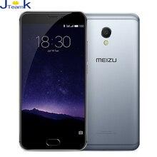 MEIZU MX6 Global Version M685H Dual SIM LET Mobile Phone 4GB Ram 10-Core processor 2.3GHz 5.5 Inch 1080P Screen OTA Update