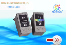 1 Set PG-40 CL-41 Ink Cartridge for Canon PG40+CL41 for Canon PIXMA IP2500 IP2600 MX300 MX310 MP160 MP140 MP150