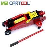 Mr Cartool Car Jacks 2T Hydraulic Jack 2Ton Horizontal Equipment For Auto Automobile Wholesale