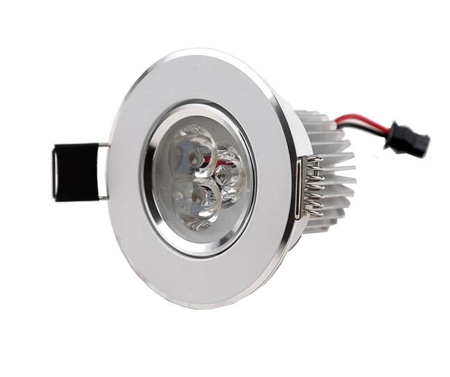 High Power Led Under Cabinet Lighting Diy: Wholesale 20pcs Mini 3w 330LM MINI LED Downlights Recessed