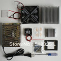Cooling!cooling system learning packages Thermoelectric Cooler Peltier TEC1-12706 Cold plate refrigeration learning kit
