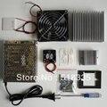 Pacotes de aprendizagem do sistema de arrefecimento Thermoelectric Cooler Peltier TEC1-12706 placa fria kit aprendizagem refrigeração