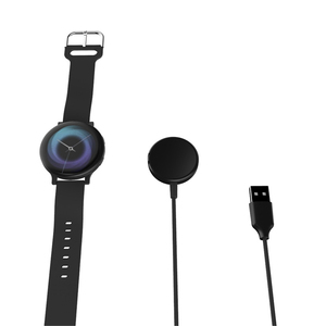 Image 4 - Сменная зарядная док станция для смарт часов с USB зарядным устройством для Samsung Galaxy Watch Active R500, беспроводное зарядное устройство с usb кабелем