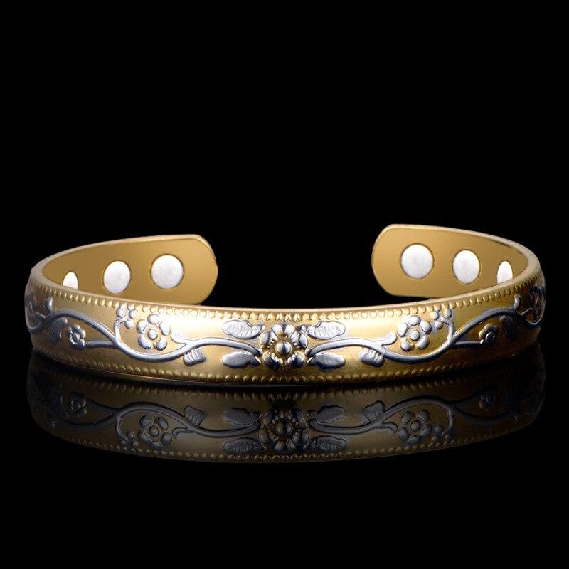 Китайские браслеты с магнитами