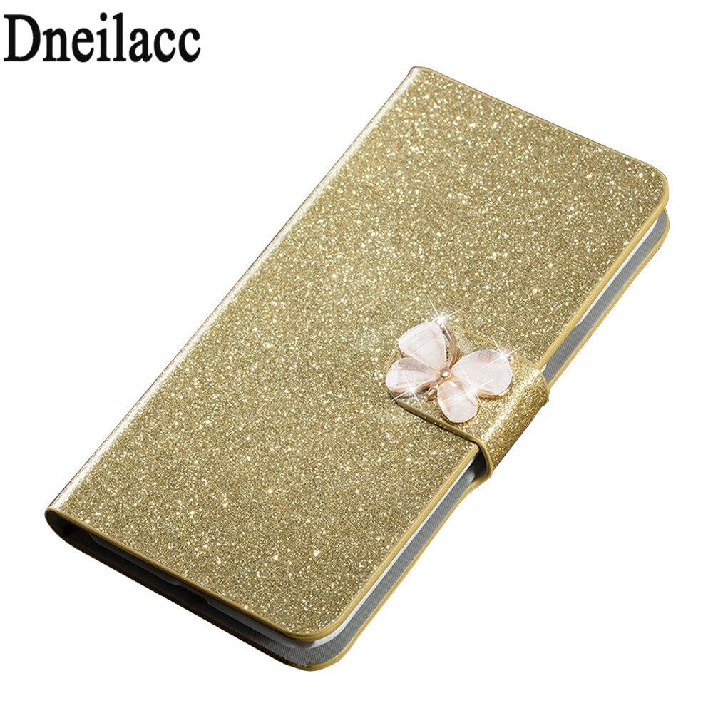 Dnielacc Luxury Kulit Kasus Untuk Asus Zenfone Go ZB500KL Balik Tutup - Aksesori dan suku cadang ponsel - Foto 2