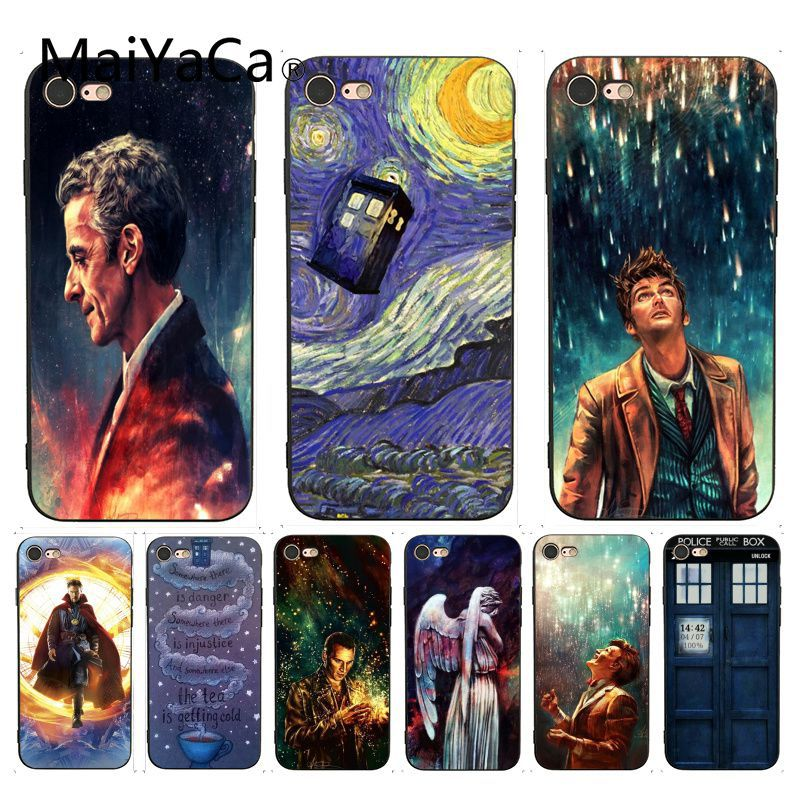 Phone Bags & Cases Reliable Maiyaca For Iphone 7 6 X Case Tardis Box Doctor Who Coque Shell Phone Case For Iphone 7 6 X 6s 6plus 7 7plus 8 8plus X 5 5s Case To Be Highly Praised And Appreciated By The Consuming Public