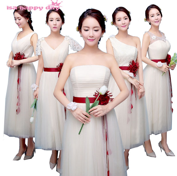 faironly short occasional bridemaid   dress   teenager champagne teen girl sweetheart pretty originals   bridesmaid     dresses   H3946