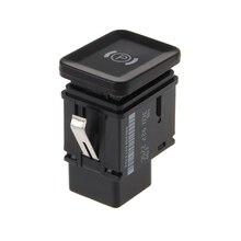1 шт. электронный тормоз Кнопка парковочный ручной тормоз переключатель для Passat B6 C6 CC G1CG