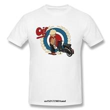 Men T Shirt Cheap Oi Skinheads White Fashion Short Sleeved Funny T-shirt Novelty Women