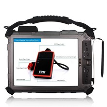 Original UCANDAS Car Diagnostic Tool with Full software installed with Tablet Xplore IX104 With I7 4GB 128GB PC(China (Mainland))
