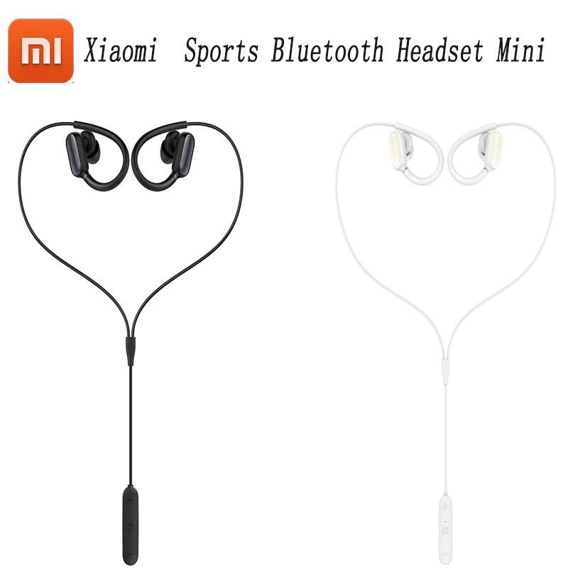 100% Original Xiaomi Sports Bluetooth casque Mini Version sans fil écouteurs avec Microphone étanche Bluetooth 4.1 écouteurs