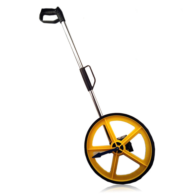 Free shipping foldable measuring wheel distance 0-9999m long distance meter measurer wheelFree shipping foldable measuring wheel distance 0-9999m long distance meter measurer wheel
