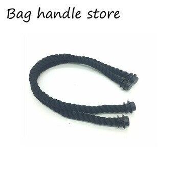 65 cm 1 par 2 pcs punho da corda para a itália obag praia bolsa estilo moda para obag acessórios lidar com