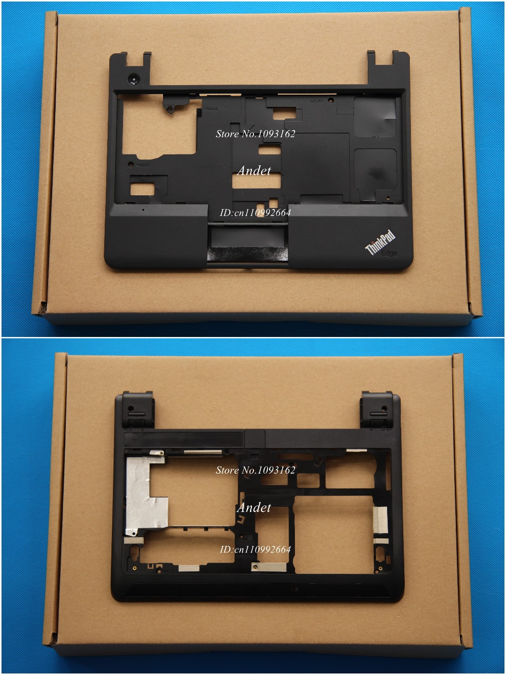 New Original Lenovo ThinkPad E130 E135 Bottom Case Base Cover + Palmrest Upper Case Keyboard Bezel with Touch 04Y1208 04W4345 пассатижи vde 205мм haupa 210058