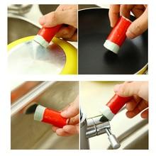 Волшебная металлическая щетка для удаления ржавчины из нержавеющей стали