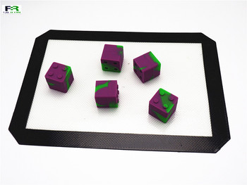 """30pcs\lot Eco-friendly  FDA approved food grade wholesale custom  silicone baking mat  8.5""""*12""""*T0.75mm"""