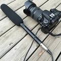 BUB Профессиональный Shotgun Интервью Микрофон Направленного Конденсаторный МИКРОФОН для Цифровой Зеркальный Фотоаппарат Canon Nikon Sony DV Видеокамер