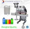 bottle machine capping with feeder,screw capping machine,bottle capper,cap capper CE