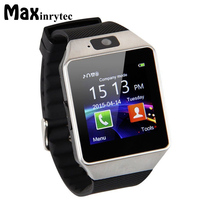 Maxinrytec Bluetooth Smart Watch Smartwatch DZ09 Android Phone Call Relogio 2G GSM SIM Card Camera For