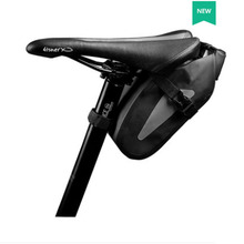 Outdoor Riding Sport Global Bike Tail Storage Simple  Classic Waterproof Bicycle Saddle Bags