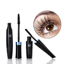 2Pcs/Set Women Fiber Mascara Makeup Lash Eyelashes Waterproof Double Mascara Maquillage Curling Mascara xgrj
