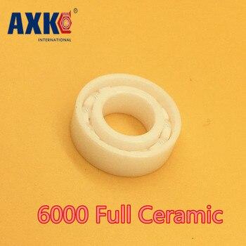 Rodamiento cerámico completo Axk 2019 de rodamiento (1 pieza) de 10x26x8 Mm, Material Zro2, 6000ce, todos los Rodamientos de Zirconia, oferta 6000