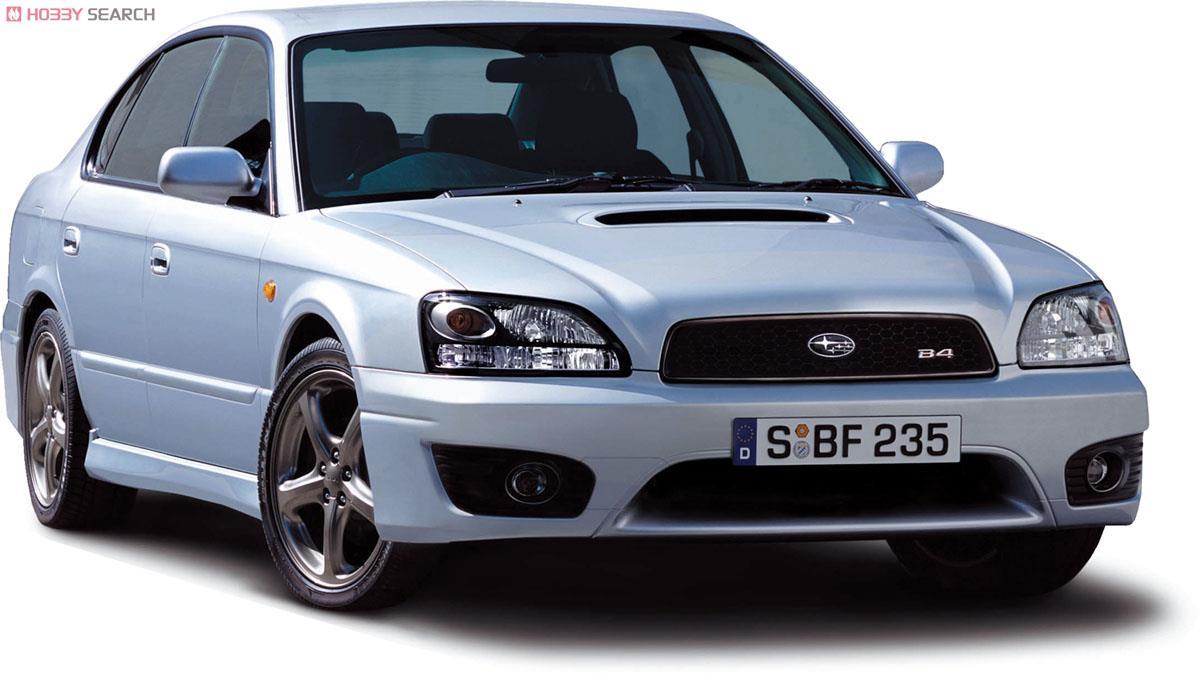 Subaru Legacy B4 RSK/RS30 1/24 Assemble Car Model 03932
