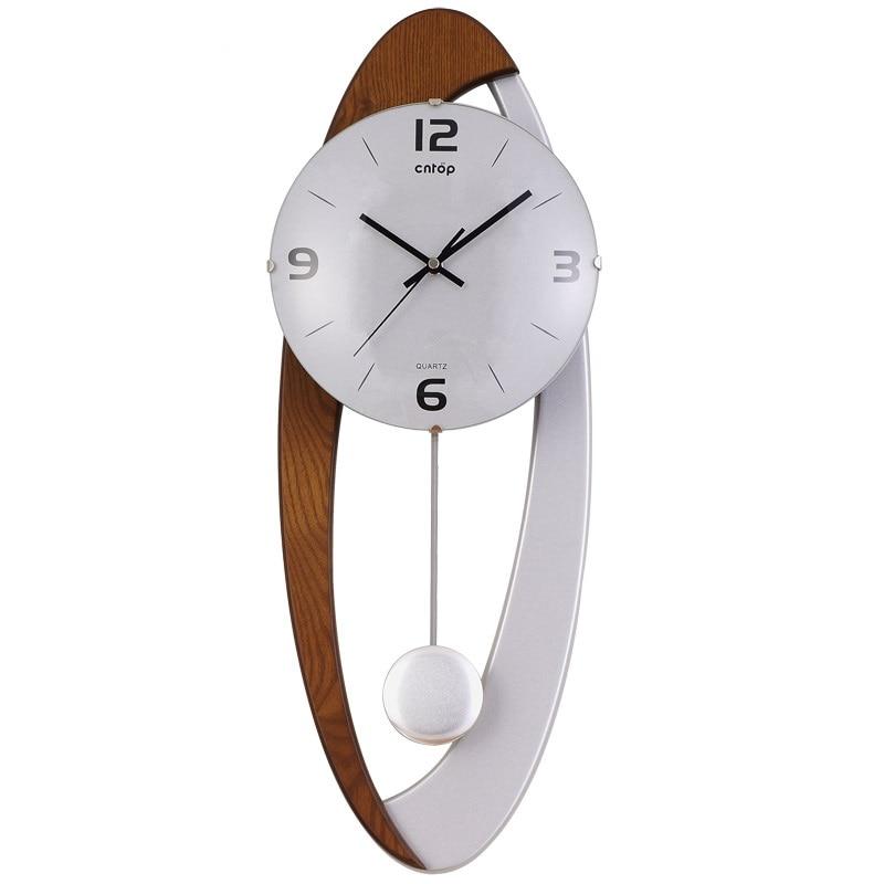 Large Wall Clock Saat Reloj Clock Duvar Saati Digital Wall Clocks - Home Decor - Photo 2