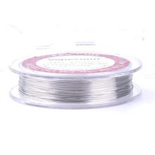 10m/roll Resistance wires Ni200 Nickel Heating Wire for DIY RDA RBA RDTA Atomizer Tank Coils Vaporizer Coil – 30 feet