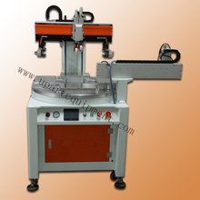 servo motor screen printing machine, germany screen printing machine, cell phone window printing machine