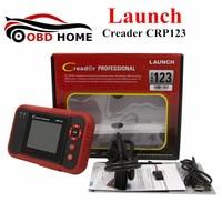 Professionele Scanner Auto Code Reader Launch Creader CRP 123 Launch CRP123 ABS SRS Transmissie en Motor Update Via Internet