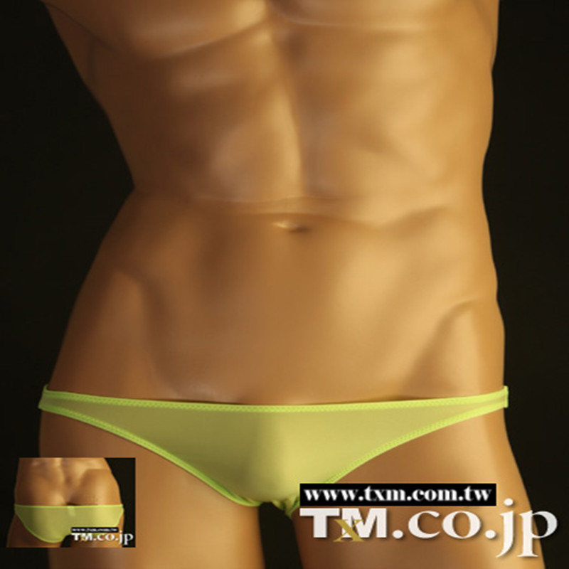 Acebal Cers Profile Bikini Brand Men's Sexy Underwear Panties Men's Thongs Belt Exotic Jacquard Underwear Underwear Jockstrap