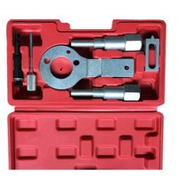 6PC Diesel Engine Timing Tool Kit Hand tool hardware tools auto Camshaft repair tool set For OPEL 1.9CDTi