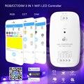 Новый 3 в 1 Wifi DIM/RGB/CCT умный светильник-полоска контроллер совместим с Alexa Assistant для системы iOS