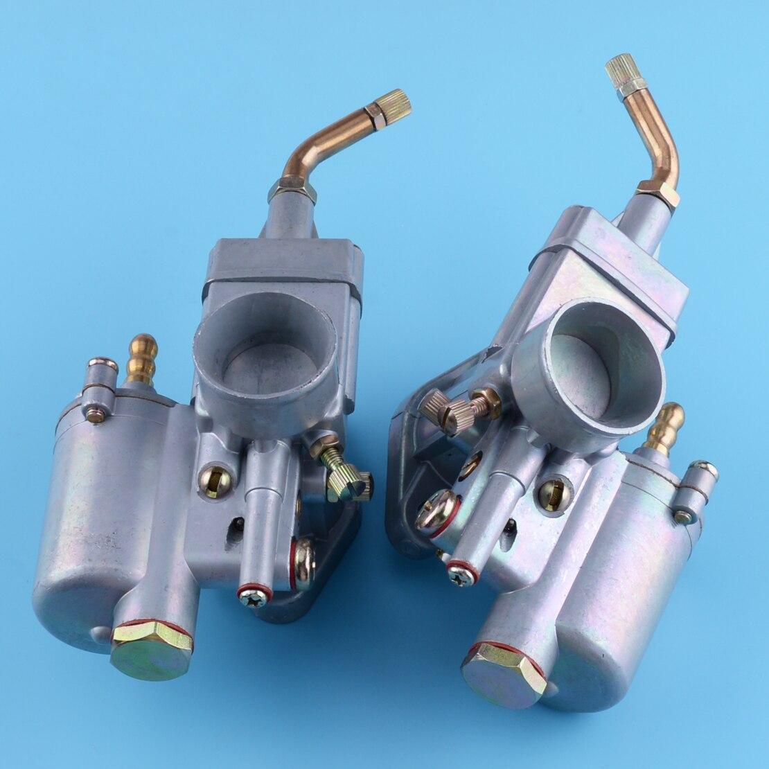 Beler 1 paire 28mm paire de carburateur carburateur Carby adapté pour K302 BMW M72 MT URAL K750 MW Dnepr
