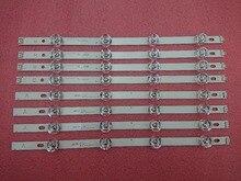 """جديد 8 قطعة/المجموعة LED شريط إضاءة خلفي بار استبدال ل 39 بوصة التلفزيون 39LB561V 39LB5800 innotek DRT 3.0 39 """" A DRT3.0 39 """" B نوع"""